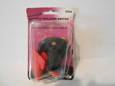 Doman Battery Isolator Switch 300 amp 85988