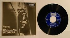 """THE ROLLING STONES """"GET OFF MY CLOUD"""" EP PS 1969 orig. FRANCE 457.092 stunning!"""