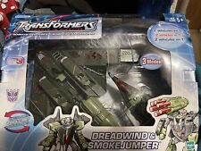 Transformers Robots In Disguise (R.I.D.) Dreadwind & Smokejumper, Dreadwing