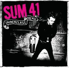 Sum 41 - Underclass Hero [New CD]