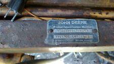 2 John Deere 510d Backhoes Extend A Ho
