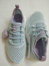 Crocs US Kids 13 Literide Pacer Shoes Light Blue Purple 206011-4KA