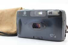 【CLEAR LENS】Minolta P's Panorama Point &Shoot Film Camera from JAPAN#a28【Free S】