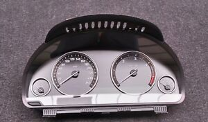 BMW 5er F10 X3 Combi Instrumentos Tacómetro Hud Grupo 39894 Km 9227613
