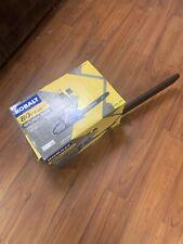"""Kobalt 80V Max Lith-Ion Brushless 18"""" Cordless Chainsaw Kit 0419015 Brand New"""
