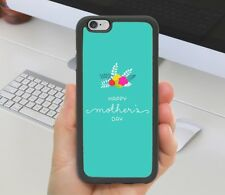 Mothers Day Flowers iPhone 6 7 8 X XR Xs Max Samsung S7 S8 S9 Plus Phone Case