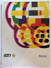 MUSIC WEEK MAGAZINE   IN THE CITY '94 SEPT 17TH-21ST MANCHESTER ENGLAND     LS