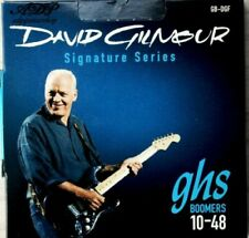 Cuerdas GHS para guitarras y bajos