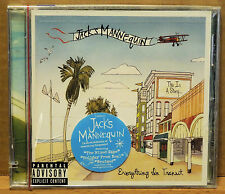 Everything in Transit [PA] by Jack's Mannequin (CD, Aug-2005, Maverick)