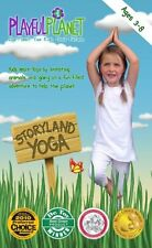 NEW Storyland Yoga: Yoga for Kids and Families (ages 3 to 8) (DVD)