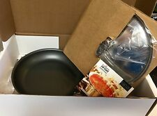 "NIB~12"" All-Clad d5 Stainless-Steel Nonstick Covered Fry Pan-ship free"
