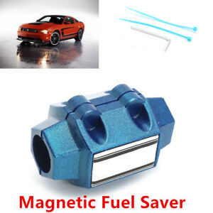 Excellent Magnetic Gas Oil fuel Saver Trim Performance Car Economizer Universal