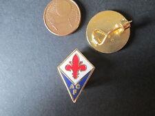 a15 FIORENTINA FC club spilla football calcio soccer pins italia italy