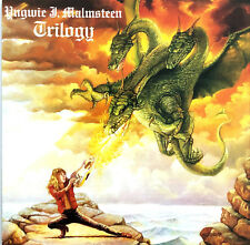 Yngwie J. Malmsteen CD Trilogy - Germany (M/M)