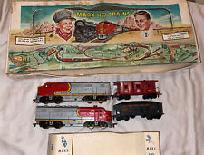 VINTAGE MARX HO ENGINES SANTA FE LOT