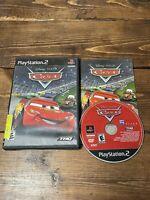 Disney Pixar Cars (Sony PlayStation 2, 2006)- Complete