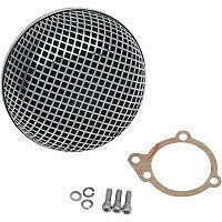 """Bob"" Retro‑Style Air Cleaner For Harley Davidson Motorcycles (S&S E & G)"