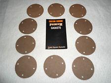 HARLEY DAVIDSON POINTS / IGNITION COVER GASKETS PACK OF TEN 10 FITS 71-03 MODELS