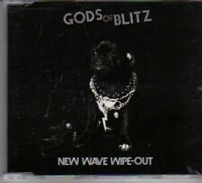 (BJ704) Gods Of Blitz, New Wave Wipe-Out - 2007 DJ CD