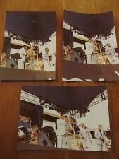 1982 AUREX JAZZ FESTIVAL 3 PHOTOS JAY JAY JOHNSON CLARK TERRY KAI WINDING GORDON