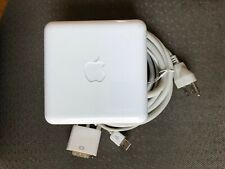 Genuine Apple Power Adapter DVI to ADC for Cinema Monitor Display