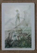 Sulamith Wulfing The Way Vintage Original Verkerke Holland Lithograph Card 1960