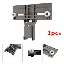 2pcs W10350376 Dishwasher Upper Rack Adjuster Regulator For Kenmore Kitchenaid