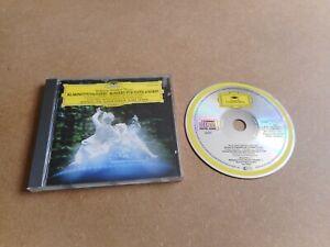 ALFRED PRINZ mozart: clarinet concerto BOHM - DG 413 552-2