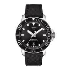New Tissot Seastar 1000 Automatic Black Dial Men's Watch T120.407.17.051.00