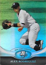 2011 Bowman Platinum #90 Alex Rodriguez - Yankees