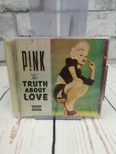 Pink-The Truth About Love CD new with security sticker, music