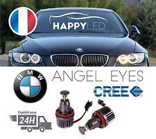 Bmw Angel eyes / Feux de jours H8 LED ® E81 E82 E87 E90 E92 E93 X5(E70) X6(E71)
