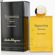 Salvatore Ferragamo- Full Size Signorina Misteriosa Bath & Shower Gel 200ml