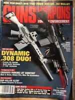 Guns And Weapons For Law Enforcement July2003, Three Duty Ready Shotguns