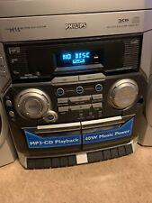 Philips Hi-Fi Musiksystem CD Mp3 Kassetten Radio