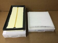 NEW OEM Mitsubishi Mirage Engine and Cabin Air Filter Set 1500A617 1500A570