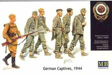 MasterBox MB3517 1/35 German Captives, 1944