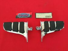 NEW KURYAKYN 4463 HARLEY SWEPTWING ISO PEGS HIGHWAY PASSENGER FOOTPEGS DYNA XL