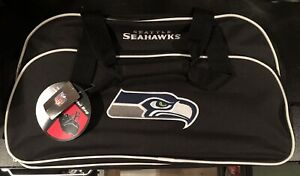 Seattle Seahawks Duffle Bag New With Tags