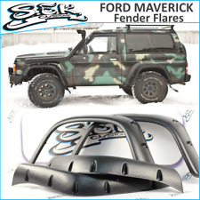 Ford Maverick Fender Flares Set of 4 pieces Wheel Arches + Harware 1987-1984 XL