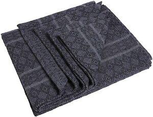 Manduka Cotton Blanket-Thunder