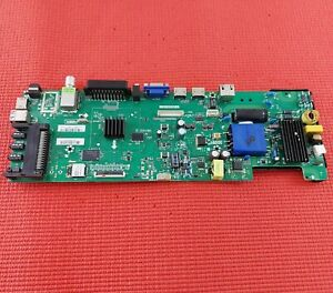 "MAIN BOARD FOR SHARP LC-40CFG6021K 40"" TV TP.MS6486.PB711 SCREEN LSC400HN02-803"