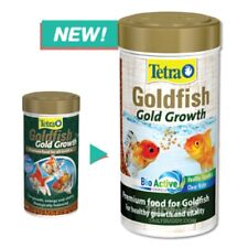 Tetra Goldfish premium food growth Goldfish aquarium granules pellets 113 g.