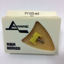 PHONOGRAPH NEEDLE - PICKERING PDE IN ASTATIC PKG PI103ED NOS/NIB