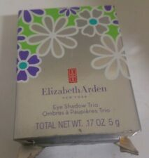 Elizabeth Arden Eye Shadow Trio - Color: Violet Bloom .17 oz / 5g., Brand New
