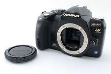 [EXC+++++] Olympus EVOLT E-510 10.0MP Digital SLR Camera Black Body Japan #1047