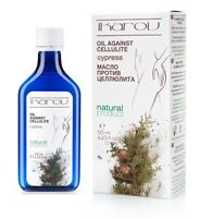 Ikarov Anti-cellulite Oil with Cypress 125ml 100% Pure Natural Product