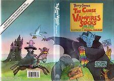 THE CURSE OF THE VAMPIRE'S SOCKS AND OTHER DOGGEREL - TERRY JONES (HCDJ; 1988)
