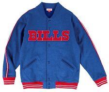 Buffalo Bills Mitchell & Ness Play Call Premium Fleece Jacket XXL