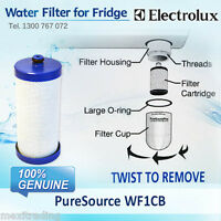 Westinghouse Electrolux WF1CB Genuine Fridge Water Filter 1438545 / 218904501